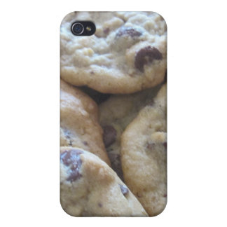Chocolate Chip Cookies iPhone 4 Covers