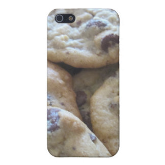 Chocolate Chip Cookies iPhone 5 Cover
