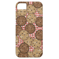 Chocolate Chip Cookies iPhone 5 Covers