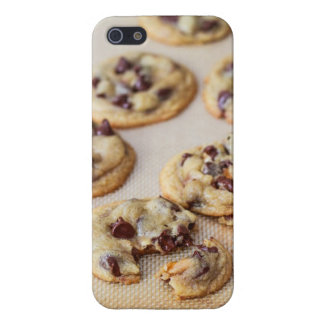 Chocolate Chip Cookies iPhone Case iPhone 5 Case