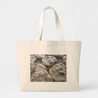 Chocolate Chip Cookies Jumbo Tote Bag