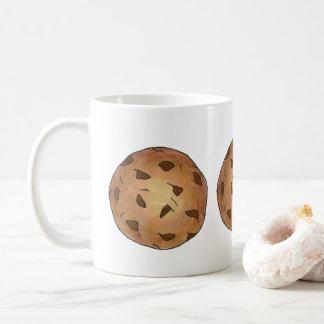Chocolate Chip Cookies Junk Food Baking Foodie Coffee Mug
