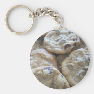 Chocolate Chip Cookies Key Chains