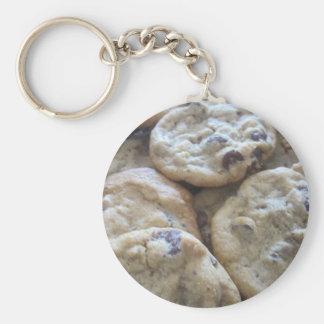 Chocolate Chip Cookies Keychain