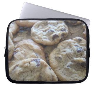 Chocolate Chip Cookies Laptop Computer Sleeve