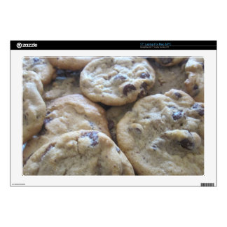 Chocolate Chip Cookies Laptop Decal