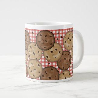 Chocolate Chip Cookies Large Coffee Mug