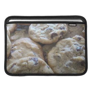 Chocolate Chip Cookies MacBook Sleeves