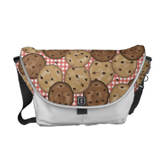 Chocolate Chip Cookies Messenger Bag