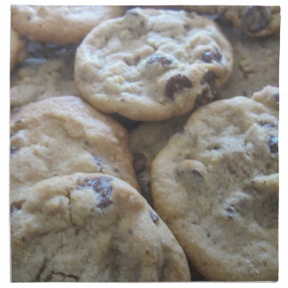 Chocolate Chip Cookies Napkins
