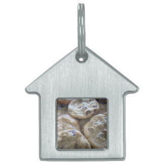 Chocolate Chip Cookies Pet Tag