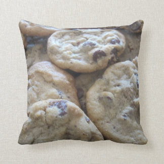 Chocolate Chip Cookies Pillow