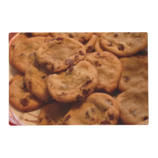 Chocolate Chip Cookies Place Mat