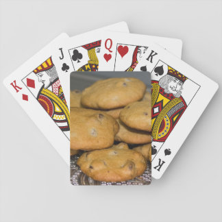 Chocolate Chip Cookies Playing Cards