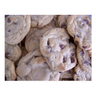Chocolate Chip Cookies Post Cards