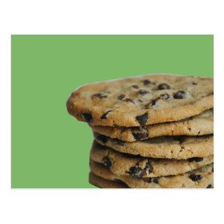 Chocolate Chip Cookies Recipe Card