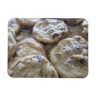 Chocolate Chip Cookies Rectangular Photo Magnet