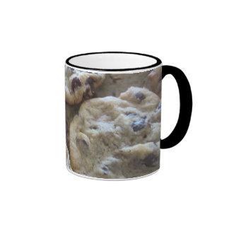 Chocolate Chip Cookies Ringer Mug