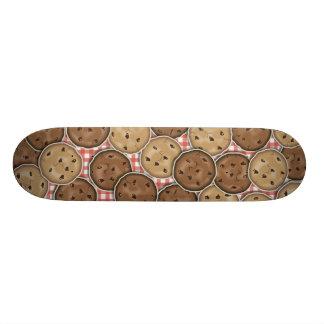 Chocolate Chip Cookies Skateboard