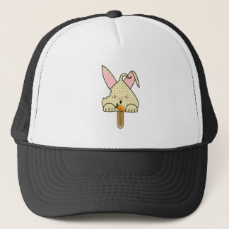 Chocolate Chip Hopdrop Bitten Pop Trucker Hat