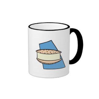chocolate chip ice cream sandwich cookie mug