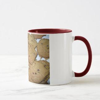 Chocolate Chip Oatmeal Cookies Mug