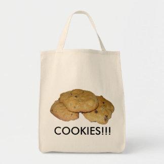 Chocolate Chip Oatmeal Cookies Tote Bag