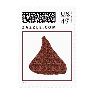 Chocolate Chip Postage Stamp