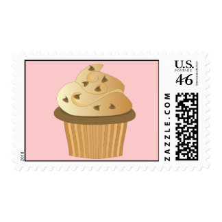 Chocolate Chip Postage Stamps