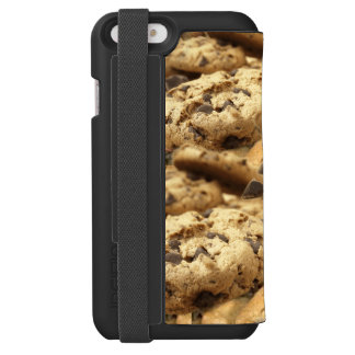 Chocolate Chip Snack Desserts Sweets Cookies iPhone 6/6s Wallet Case