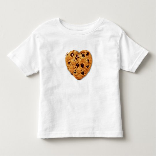 Chocolate Chip Toddler T-shirt