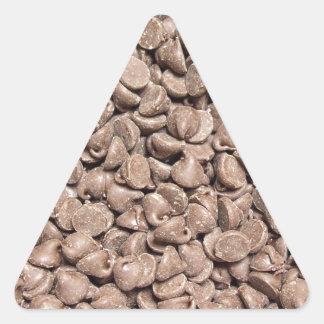 Chocolate Chip Triangle Sticker