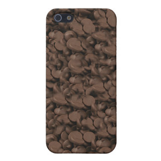 chocolate choc buds cocoa sweet treat melted choc iPhone SE/5/5s cover