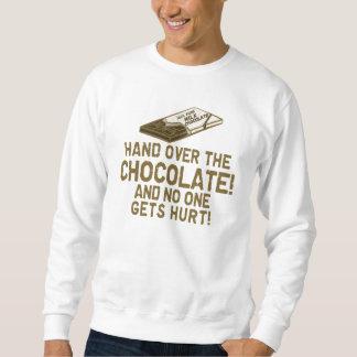 Chocolate Chocoholic Suéter