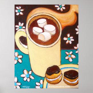 """Chocolate & Chocolate"" Poster"