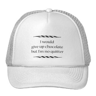 Chocolate Chocolate! Trucker Hat