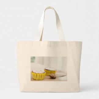 Chocolate Coconut Cupcakes Cloth Shopping Bag