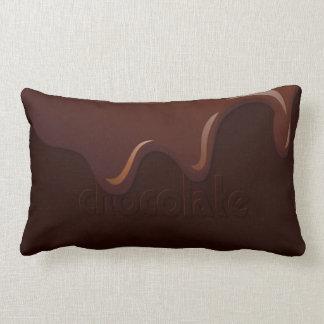 Chocolate Cojines