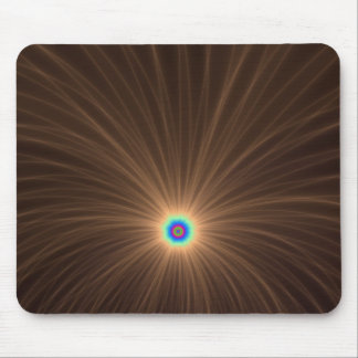 Chocolate Color Explosion Mousepad
