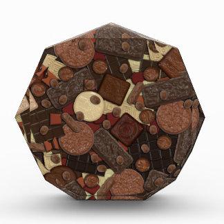 ¿Chocolate conseguido?