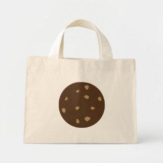 Chocolate Cookie Mini Tote Bag