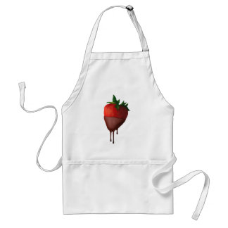 Chocolate Covered Strawberry Apron