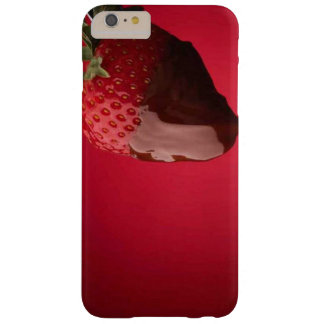 Chocolate Covered Strawberry Desert Barely There iPhone 6 Plus Case
