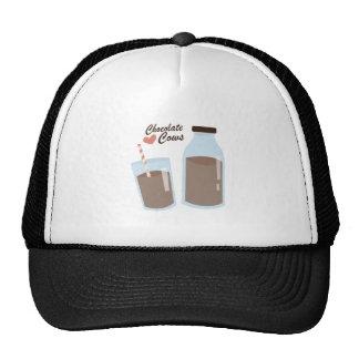 Chocolate Cows Trucker Hat