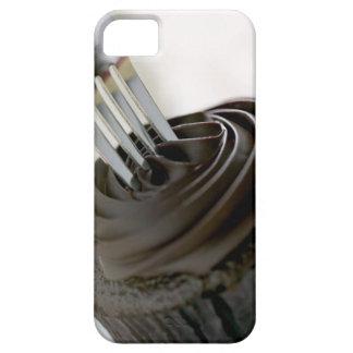 Chocolate cupcake iPhone SE/5/5s case