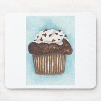 Chocolate Cupcake Mouse Pad