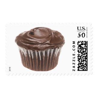 Chocolate Cupcake Postage