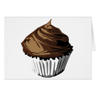 Chocolate cupcake template products