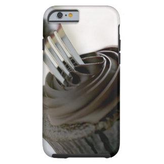 Chocolate cupcake tough iPhone 6 case