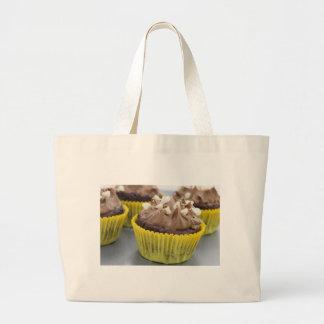 Chocolate Cupcakes Cloth Shopping Bag